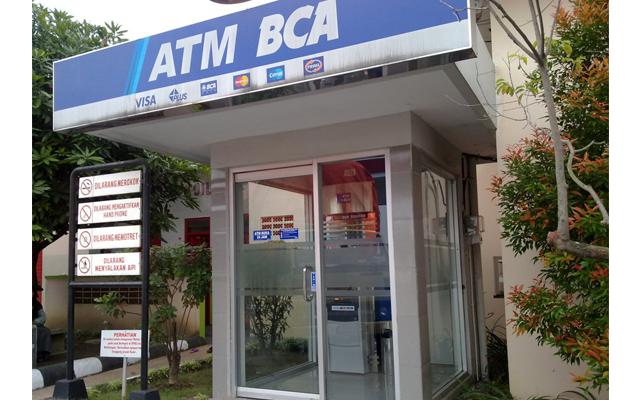 ATM BCA Tengah Tani