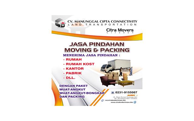 Jasa Pindahan Cirebon Citra Movers