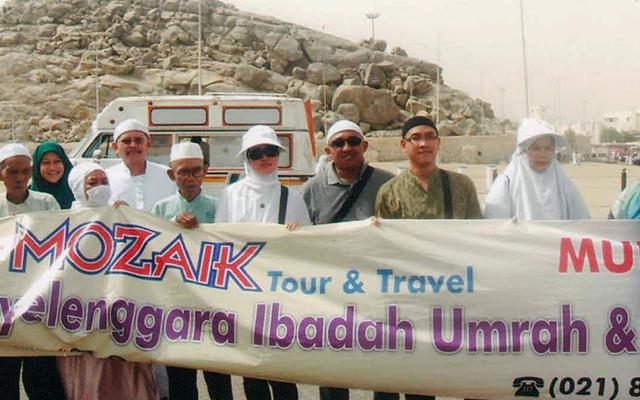 PT. Pesona Mozaik Tour & Travel Service ( Umrah & Hajj )