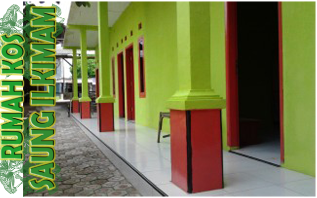 Rumah Kos Saung Ilkimam