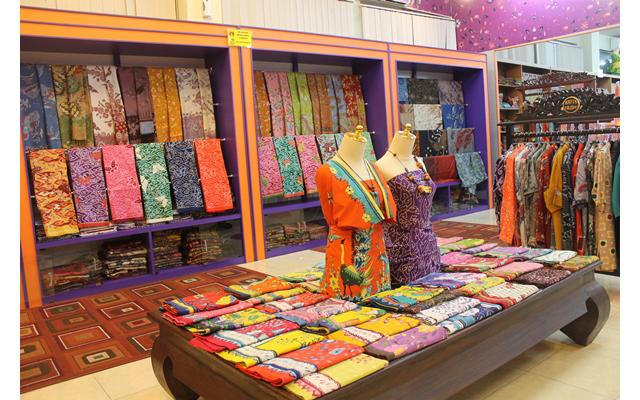 Pusat Grosir Batik Trusmi