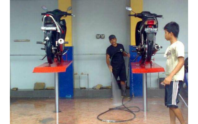 Cuci Motor Cirebon
