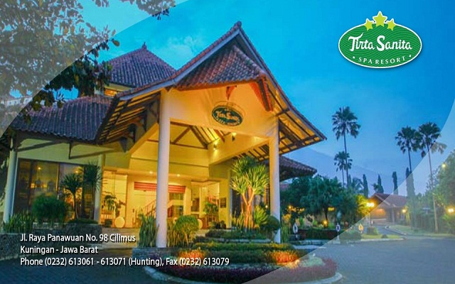Tirta Sanita Spa Resort Hotel Kuningan