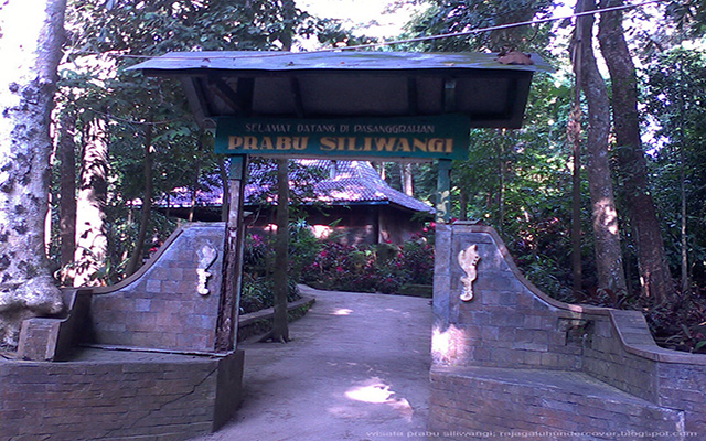Patilasan Prabu Siliwangi dan Situ Cipadung