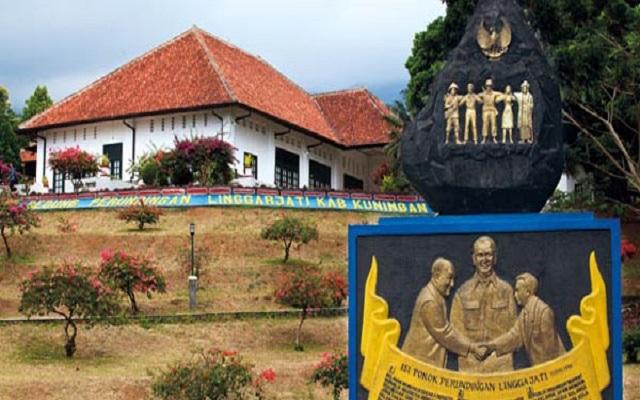 Gedung Perundingan Linggajati ( Sejarah )