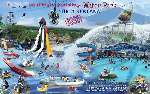 Waterboom Tirta Kencana