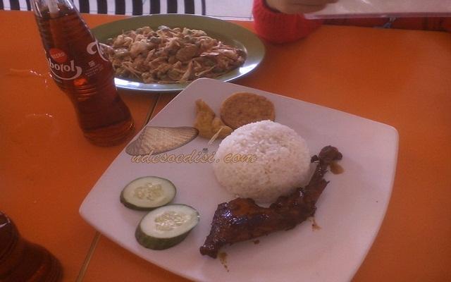 Ayam Panggang Alas Demang Cirebon 1