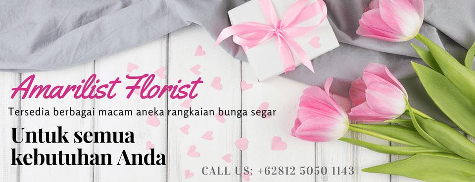 Toko Bunga Cirebon Amarilist Florist